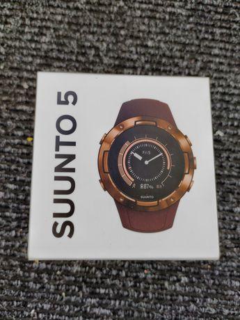 Спортивний годинник Suunto 5 Burgundy Copper (SS050301000)