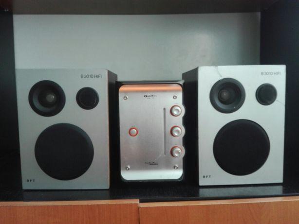 Сабвуфер і акустика 2.1 Sanyo і RFT