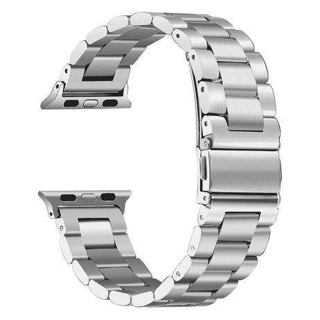 Bracelete em aço para Apple watch 6