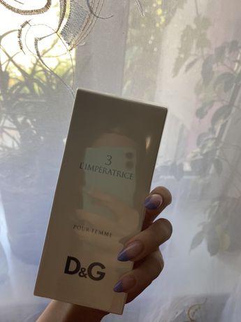 Dolce&Gabbana L'IMPERATRICE оригинал (Императрица )