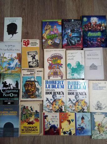 Tanie książki - przygodowe, akcja, młodzieżowe