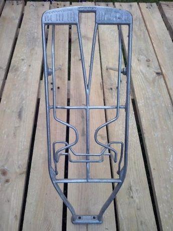 Bagażnik do roweru aluminiowy solidny szwajcarski