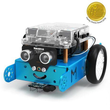 Обучающий робот-конструктор Makeblock mBot v1.1 (Bluetooth Version)