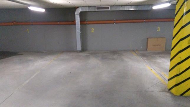 Oddam w najem miejsce garażowe