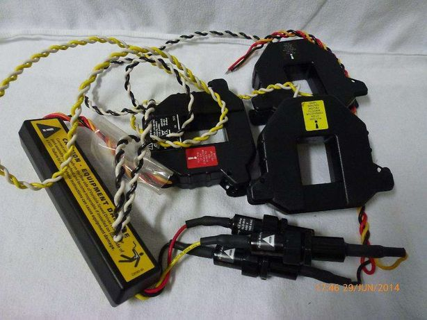 Monitor energia profissional (Veris H8036_100) Modbus