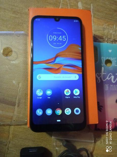 Motorola e(6) plus