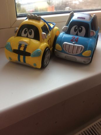 Машинки chicco