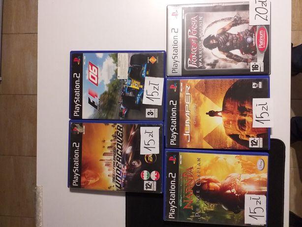 Gry na PlayStation2