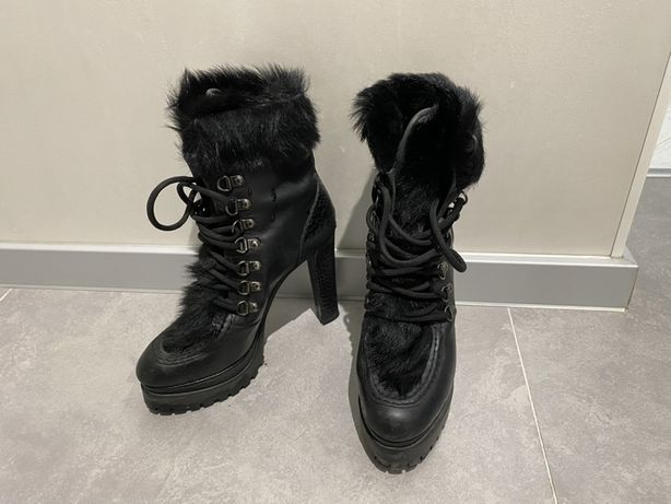 Продам ботинки Dsquared2 оригинал