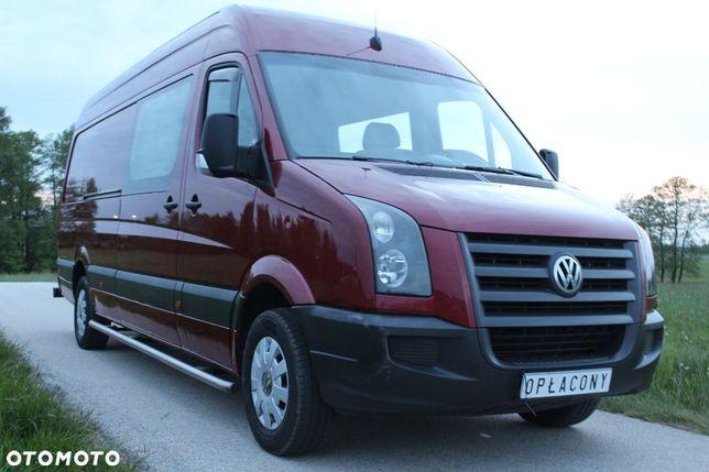 Volkswagen Crafter  Maxi L3H2, 2.5* Euro 5*Dubelt*7 osób*Klima*163KM