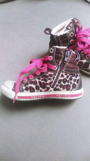 Buty dla dziewczynki, r. 25
