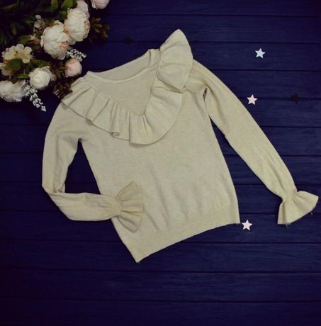 Кофта гольф блуза в наличии свитерок единый размер с м