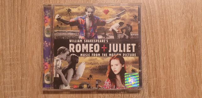Romeo + Juliet_Music From The Motion Picture_CD_Oryginał (hologram)
