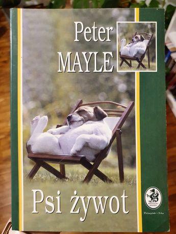 Psi żywot Peter Mayle