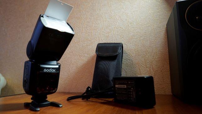 Вспышка Godox V860IIS Ving TTL для Sony