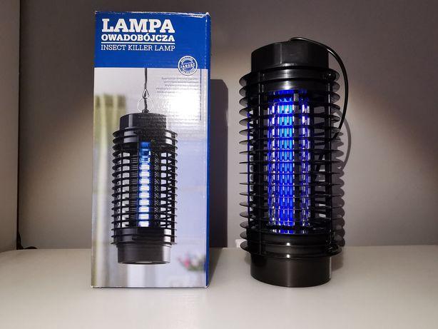 Lampa owadobójcza, na komary