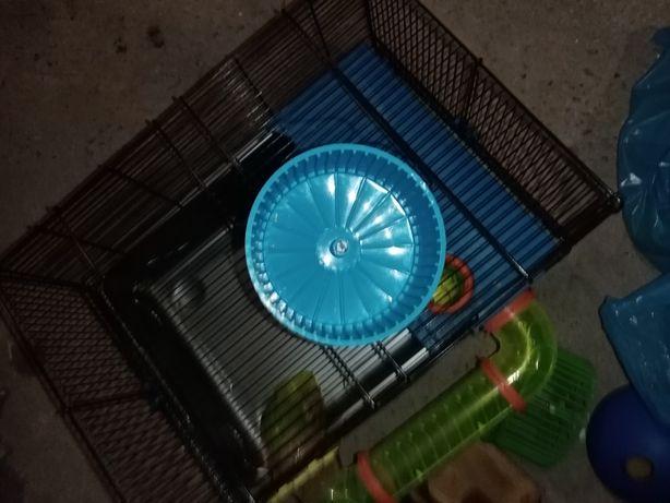 Kolowrotki dla chomika