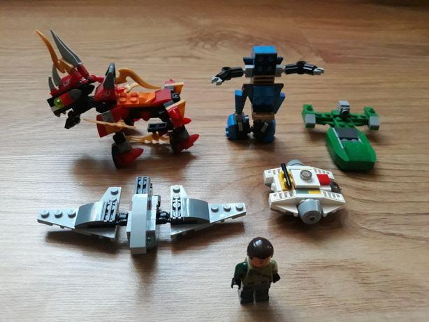 Klocki Lego różne