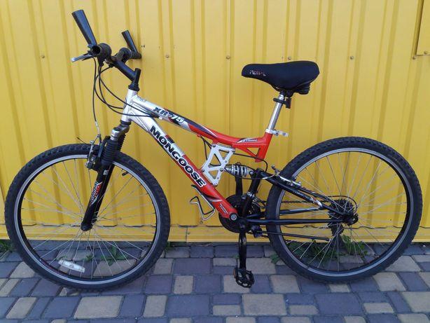 Велосипед Mongoose 26, Аlu