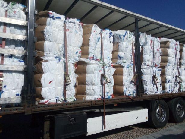 Nowe Worki Big Bag ! 90/85/100 cm ! Fartuch zasypowy ! SWL 1000 kg