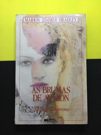 Marion Zimmer Bradley - As brumas de Avalon, Rainha Suprema