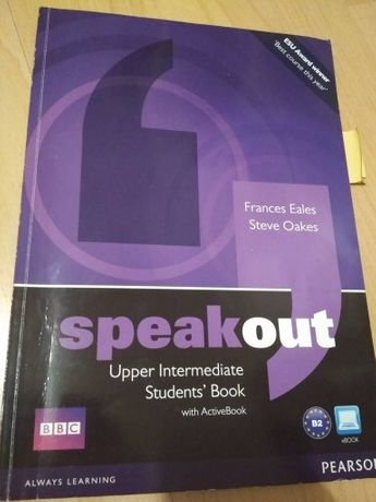 Speak Out upper intermediate podręcznik