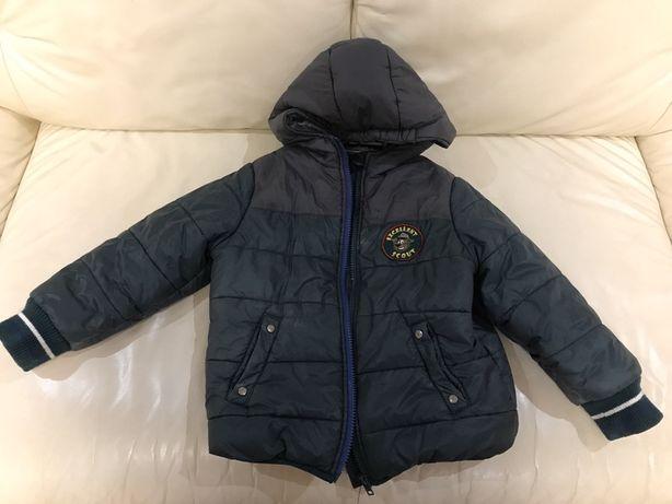 Демисезонная куртка 2-4 года, курточка на мальчика, осень