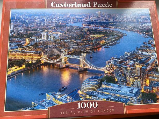 Пазл: Вид Лондона