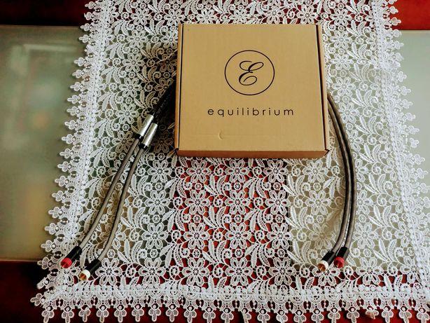 EQUILIBRIUM Pure IC Ultra - Interkonekt RCA 1 m
