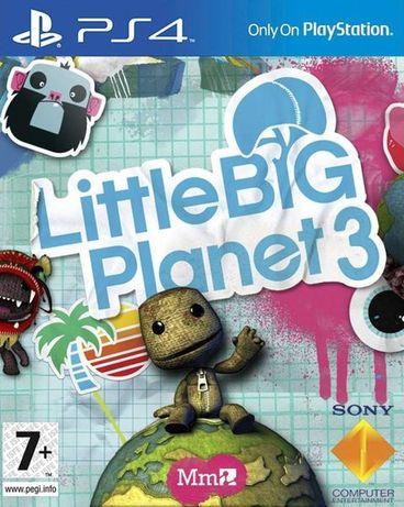 Gra Little Big Planet 3 PS4 - używana