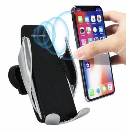 Умная зарядка/держатель для телефона