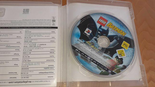 Gra na PlayStation 3 LEGO BATMAN the videogame