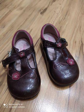Buty obuwie półbuty baleriny rozmiar 21 Start Rite UK 4 1/2