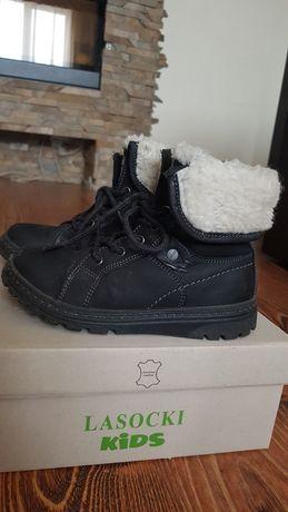 Зимние ботинки Lasoccki kids