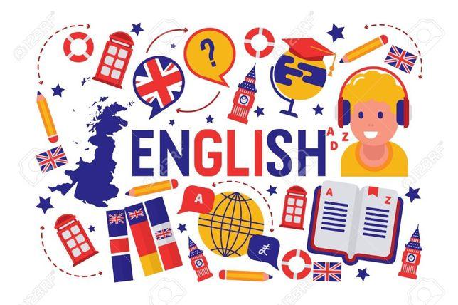 Angielski Korepetycje (zdalnie): Tanio i Skutecznie(rozwiązywanie zad)