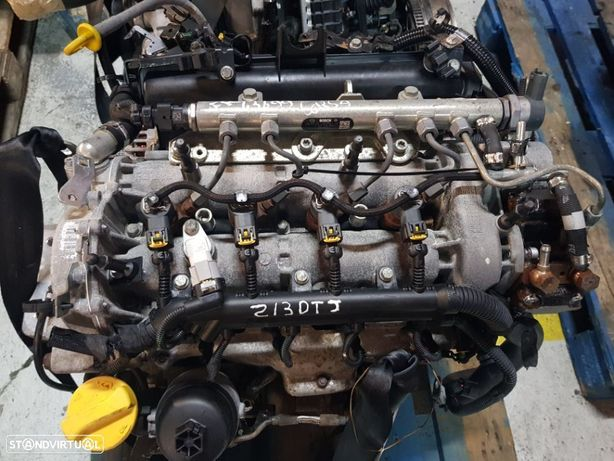 Motor Opel Corsa D / Combo / Agila B / Meriva 1.3 Cdti Ref. Z13DTJ