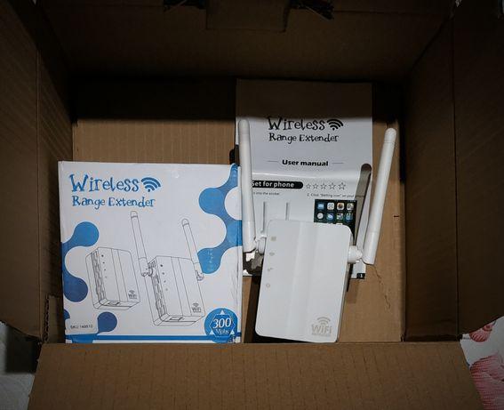 Wi-fi extender/repetidor de sinal