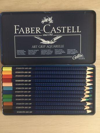 Faber-Castell 12 Art grip aquarelle