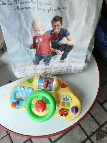 Детские авто музыкальные игрушки ,все работает в отличном состоянии.