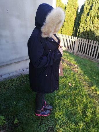 Kurtka zimowa  dla nastolatki