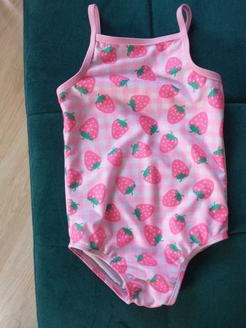 Nowy strój kąpielowy dla dziewczynki niemowlęcy r. 80 9-12 miesięcy