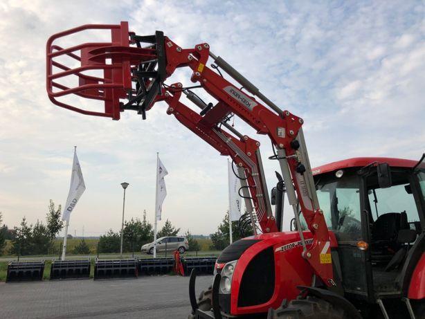 Nowy ładowacz czołowy montaż dostawa TUR INTER-TECH IT-1600