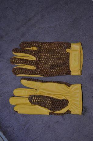 Rękawiczki jeździeckie M