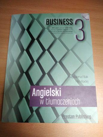 Angielski w tłumaczeniach - Business (wszystkie 3 poziomy)