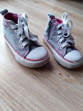 Buty, trampki dla dziewczynki