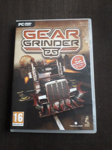 Gear Grinder pc dvd