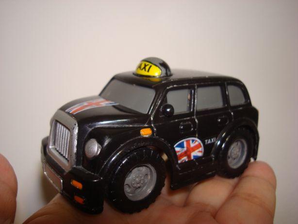 машинка игр. Лондонское такси, винтаж, 9*4*4см