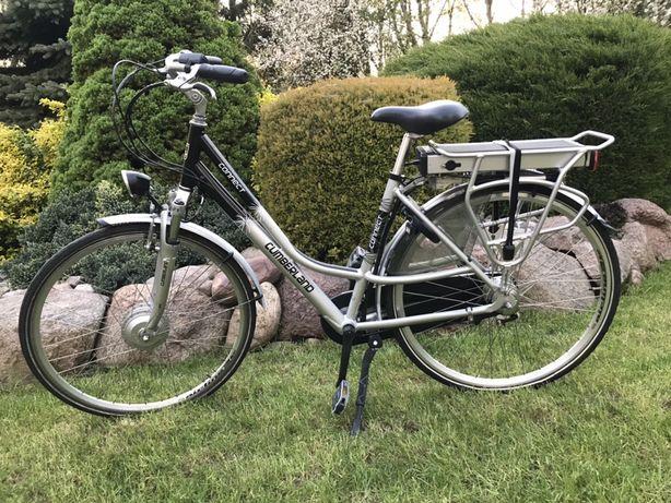 Rower elektryczny cumberland