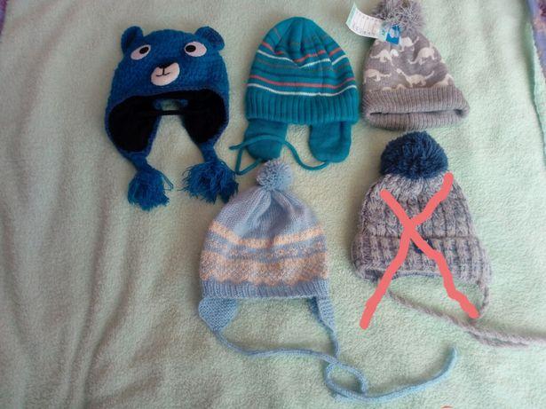 Wszystklie czapki zimowe