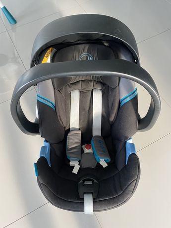 Fotelik samochodowy 0-13 kg Cybex Aton 3 plus Adaptery!!